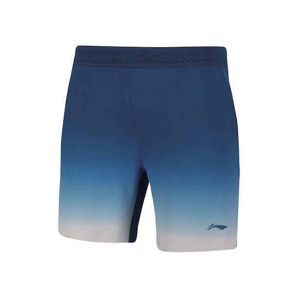 Badminton Shorts - China Open Blue 005