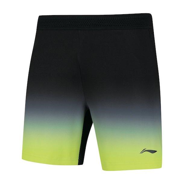 Badminton Shorts - VM 2018 Black W/K 006