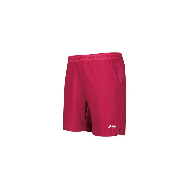 Badminton Shorts - All England 2019 Red