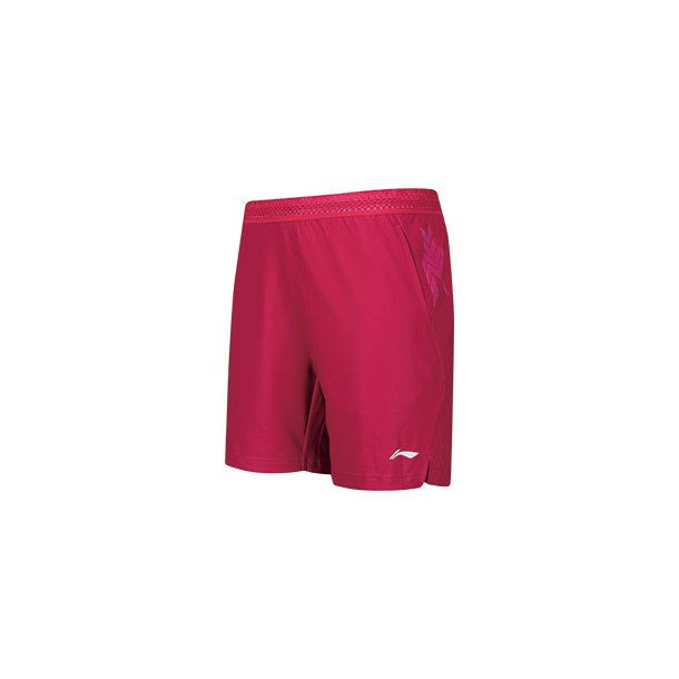 Badminton Shorts - All England 2019 Red W