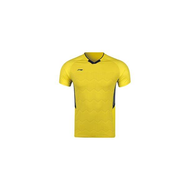Badminton T-Shirt - Thomas Cup 2018 E Yellow 003