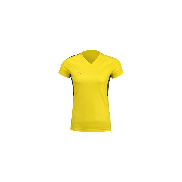 Badminton T-Shirt - Uber Cup 2018 E Yellow 004