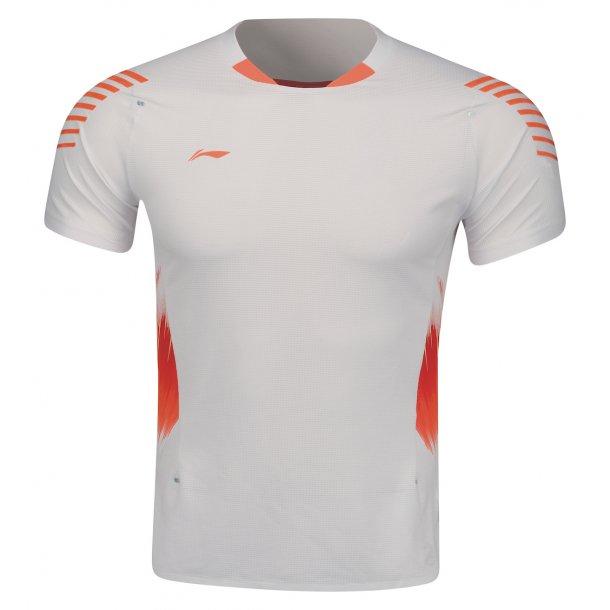 Badminton T-Shirt - China Open E White 005