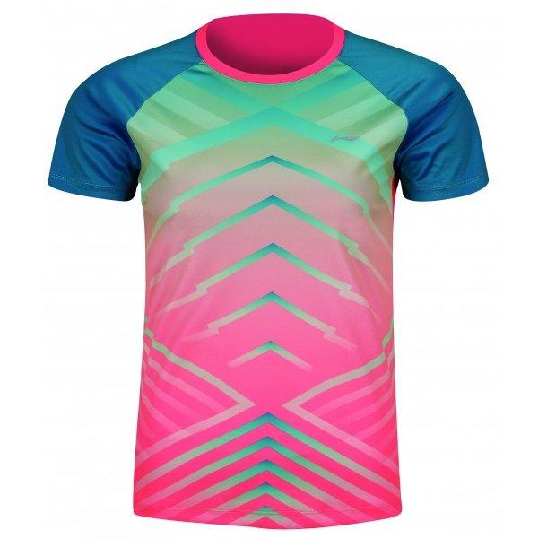 Badminton T-Shirt - Frozen Fire 029