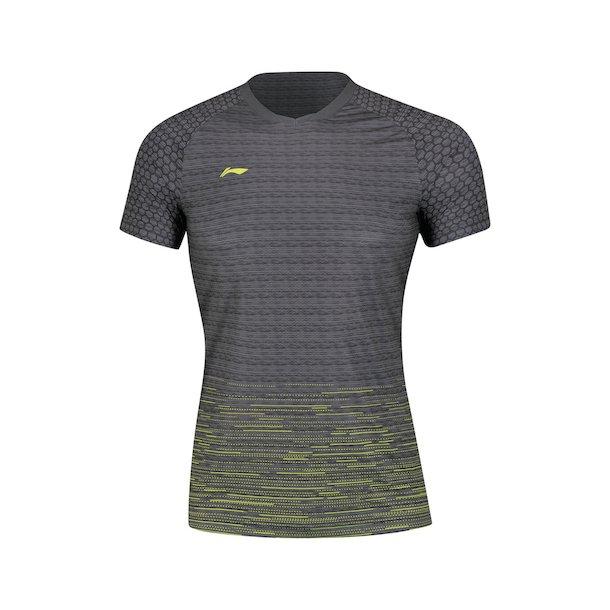 Badminton T-Shirt - Codes Grey W 094