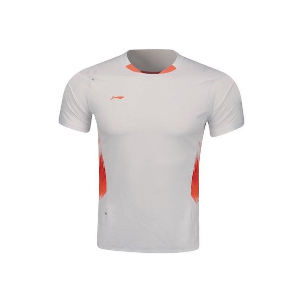 Badminton T-Shirt - China Open White 261