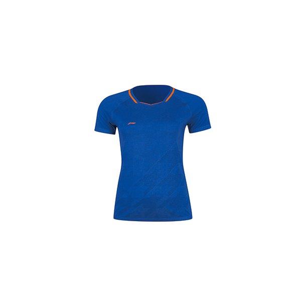 Badminton T-shirt All England 2019 Blue E