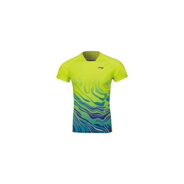 Badminton T-shirt Northern Light Yellow W