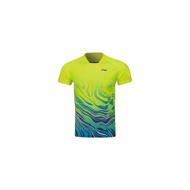 Badminton T-shirt Northern Light Yellow