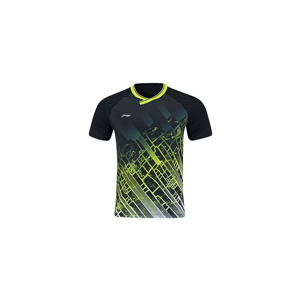 Badminton T-shirt - Black City VM 2019