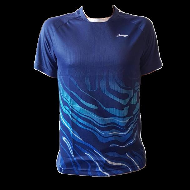 Badminton T-shirt Northern Light Blue