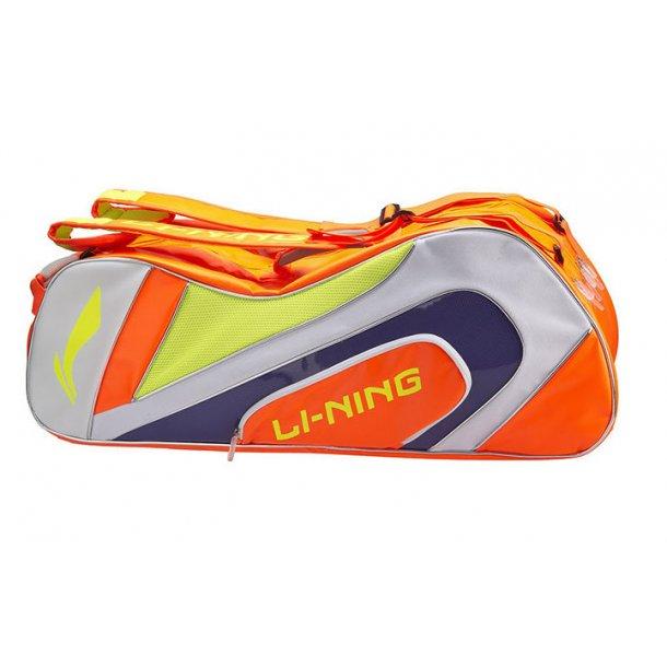 Badminton Bag - National Team 19-20 9 Racket Orange