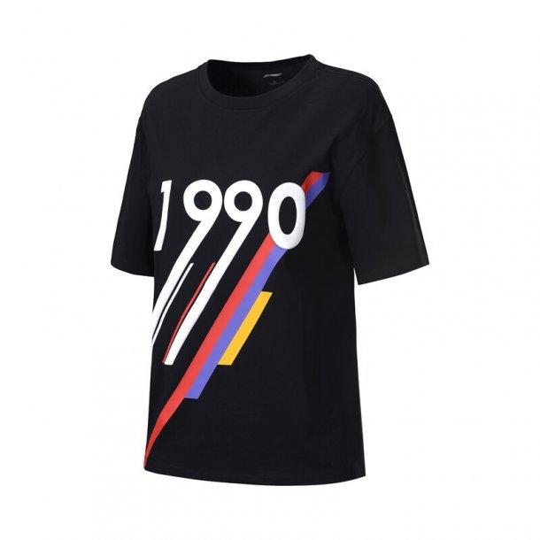 T-shirt 1990 - black