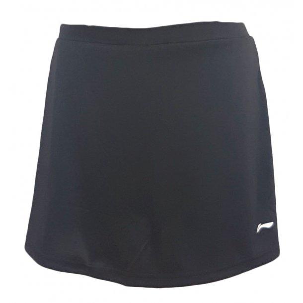 Badminton Skirt - Black 116 - Kids