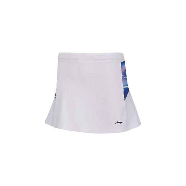 Badminton Skirt - Sudirman 2019 White 072
