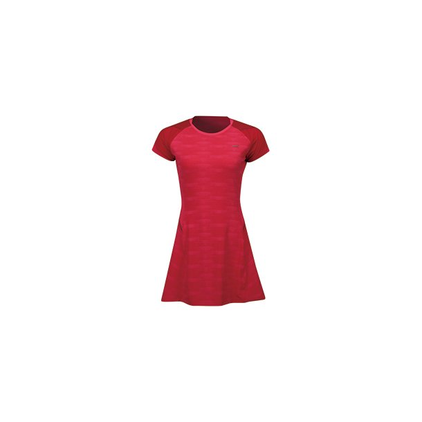 Badminton Dress - Comfy Red