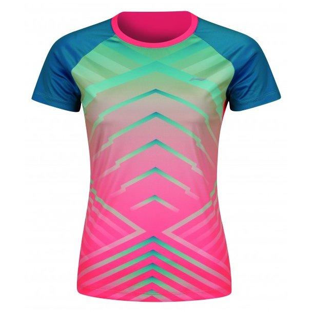 Badminton T-Shirt - Frozen Fire W/K 014