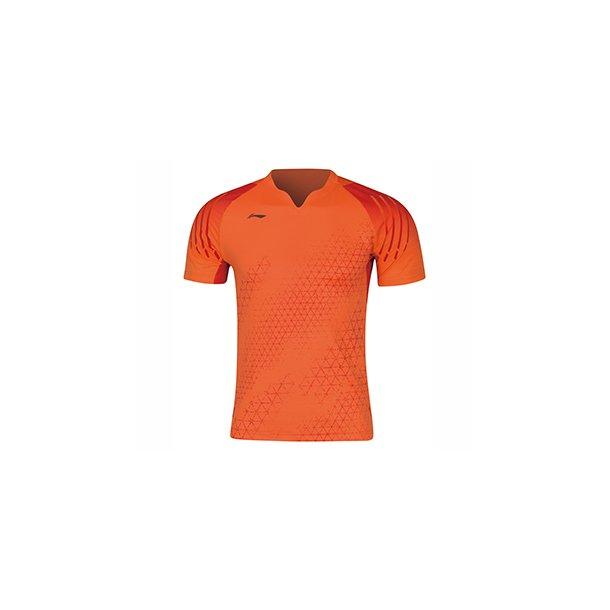 Badminton T Shirt All England 2020 E Orange Li Ning Li Ning