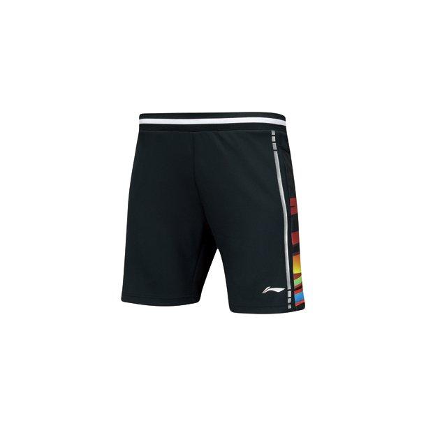 Badminton Shorts - VM 2017 Black W 016