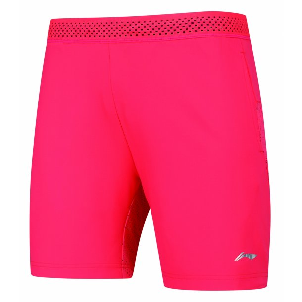 Badminton Shorts - All England 2018 Red Nation 029