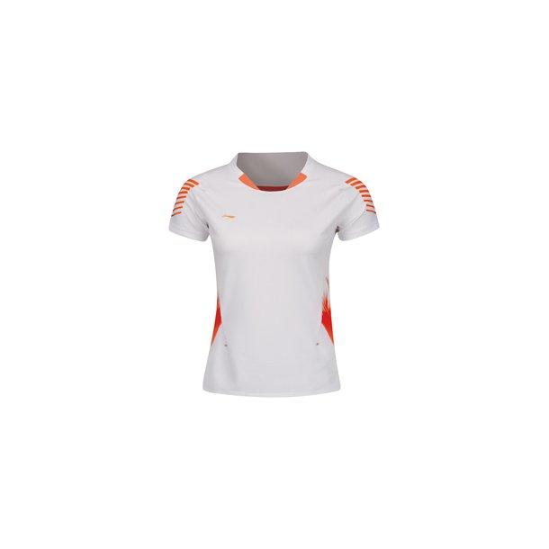 Badminton T-Shirt - China Open E White W 006