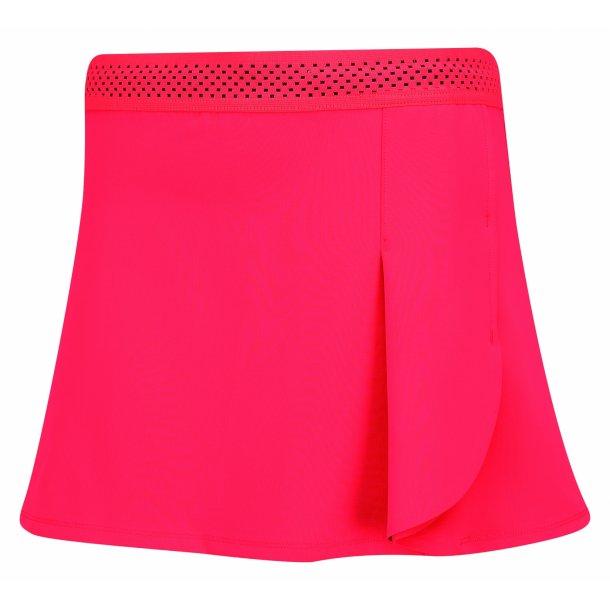 Badminton Skirt - All England Red Nation016