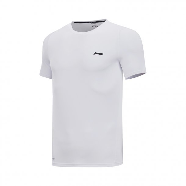 Badminton T-Shirt - WHITE 081