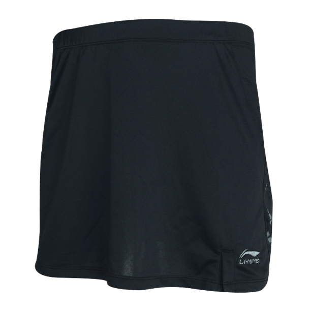 Badminton Skirt - Black 036