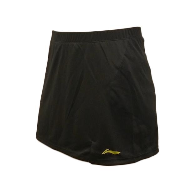 Badminton Skirt - Black 032