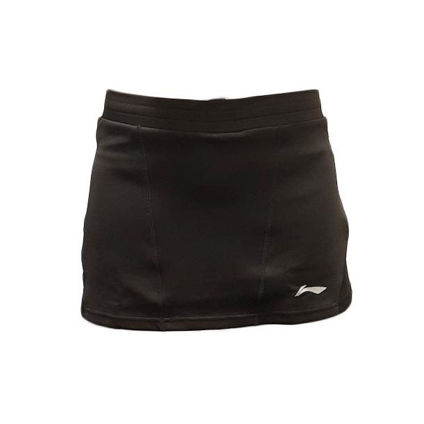 Badminton Skirt - 3XL Black 158