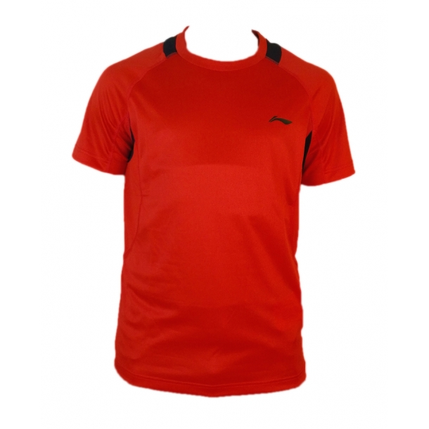 Badminton T-Shirt - Red W 336