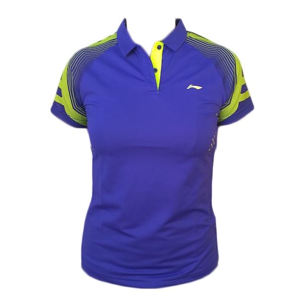 Badminton Polo - Purple Classic W 056