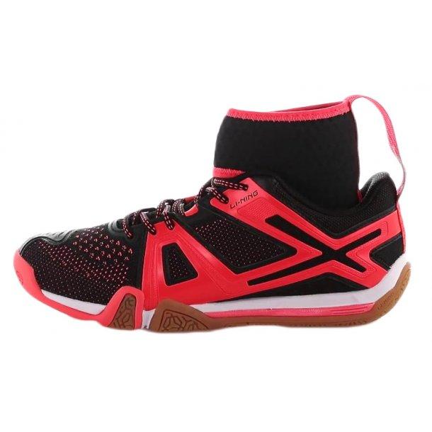 Badmintonsko - MetallX Black Sock 007