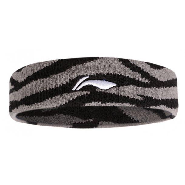 Pandebånd - Grey/Black 083