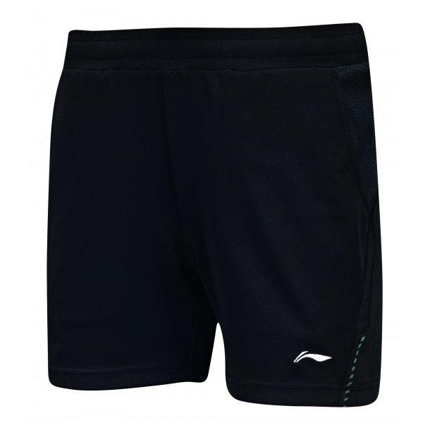 Badminton Shorts - Black W 024