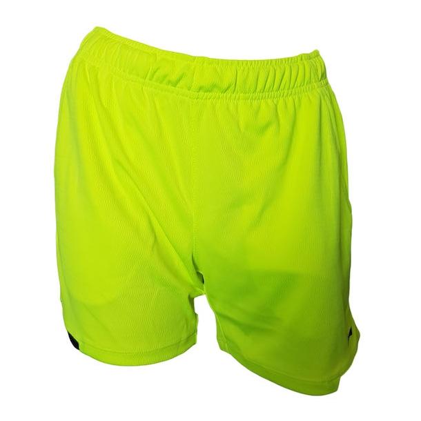 Badminton Shorts - BCC Yellow W 004