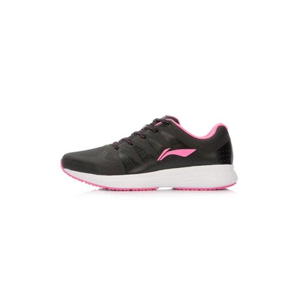 Løbesko - Black/Flashing Pink W 054