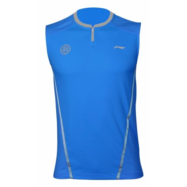 Badminton Tanktop - Blue 025