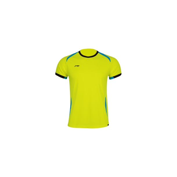 Badminton T-Shirt - Yellow 069