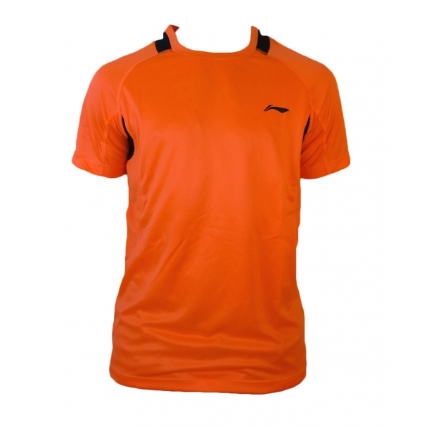 Badminton T-Shirt - Orange 389