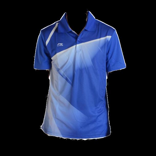 Badminton Polo - Blue 033